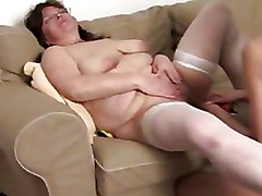 Lesbian Masturbation Moms and Teens Stockings