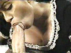 Blowjob Vintage Blowjob Brunette Caucasian Couple Licking Vagina Maid Oral Sex Position 69 Vintage