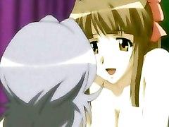 Cartoons Lesbian Hentai blowjob cartoon cumshot masturbate porn sexy toons
