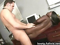 cumshot black hardcore interracial oiled ebony blackwoman bigass pussyfucking whiteonblack