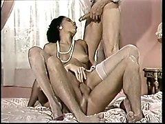 Black and Ebony Pornstars Vintage