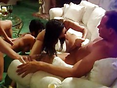 Group Black-haired Blowjob Cum Shot Group Sex Oral Sex Piercings Vaginal Sex Asia Carrera Sydnee Steele