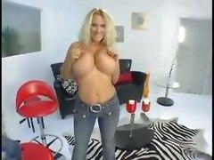 milf pornstar pov big tits blonde piercing tattoo ass blowjob handjob cumshot facial big dick