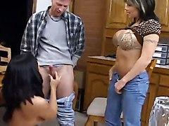 Blowjobs Threesomes MILFs Big Boobs Brunettes