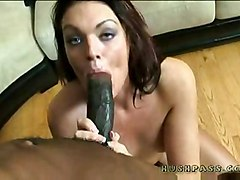 cumshot interracial blowjob POV monstercock hugecock oral pointofview