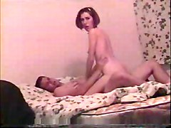 Amateur Amateur Brunette Caucasian Couple Vaginal Sex Webcam