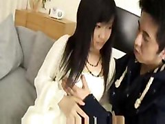 Most beautiful asian ever first blowjob