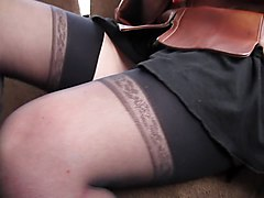 Russian Stockings Upskirts