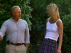 Anal Blonde Anal Sex Blonde Caucasian Couple Cum Shot Pool Shaved Swallow