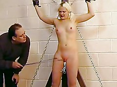 BDSM Bondage Whipping crying dungeon extreme