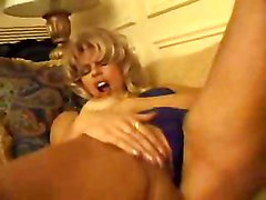 Blonde Gets Nailed And A Powerful Cum Shot
