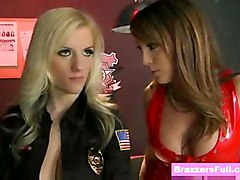 eating muff-dive oral punish rough pussy escort lesbian charlie-laine prostitute cop trains sexy haley-cummings hooker police