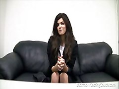 amateur backroom casting couch blowjob anal assfuc