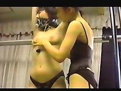 Asian BDSM Stockings
