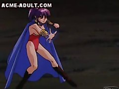 Young Superhero Toon Masturbation