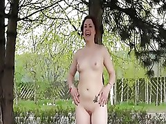 Masturbation Outdoor Public european babe flashing traffic nude in public public masturbation public nudity redhead voyeurs