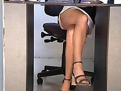 Stockings Upskirts Voyeur