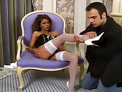Hardcore Lingerie Stockings