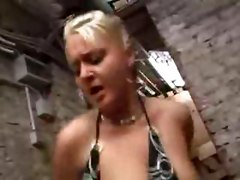 GERMAN MILF FORCED TO FUCK and FISTED HARD