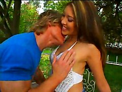 Blowjob Asian Cumshot Asian Blowjob Brunette Couple Cum Shot Glamour Kissing Oral Sex Outdoor Pornstar Swallow Nautica Thorn