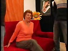 Anal Grannies Threesomes