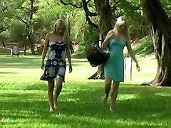 lesbians park naked public exhib ftv sandy exposure yana