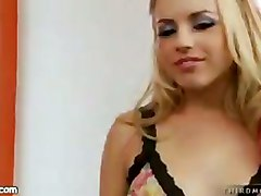 lexi belle hairy pussy blonde