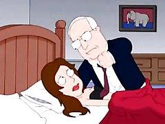 Wild & Crazy Cartoon Couple Funny