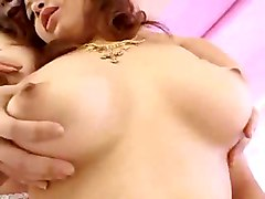 Asian Busty Lesbians