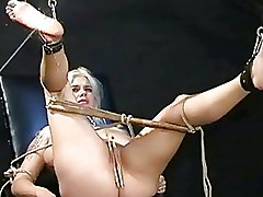 Foot Fetish Foot Slaves bastinado dungeon extreme feet foot foot torture foot whipping pussy pain