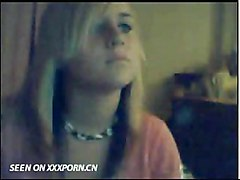 Teens Amateur Blonde Amateur Blonde Caucasian Solo Girl Teen Webcam