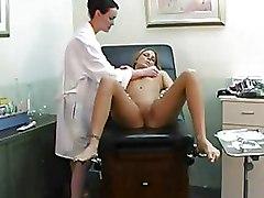 Doctors Lesbian Pussy Licking