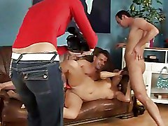 Group Sex Threesome