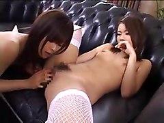 Asian Lesbians Teens Squirting