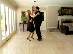 reality dancing milf big tits mom kissing pornstar lingerie panties blonde teasing ass striptease blowjob handjob deepthroat tattoo doggystyle cumshot facial riding tight