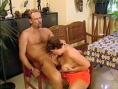 Bbw Brunette Anal Anal Mature BBW Hairy