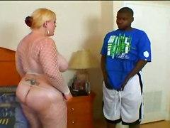 bbw interracial