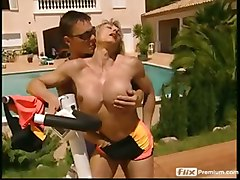 mature german threesomes outdoor bigtits blonde