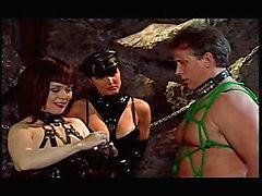 BDSM Femdom Threesomes