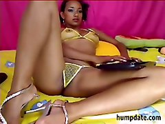 ass booty webcam cam latin latina teasing amateur