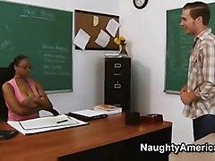 class classroom desk interracial wetpussy whiteonblack michael vegas ebony black teacher big-ass big-tits big-dick white shavedpussy natural piercing nymph deepthroat cumontits glasses