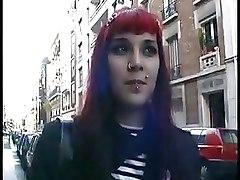 Gothic Piercing Teen