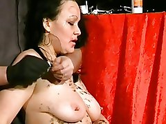 Amateur BDSM BDSM Waxing crying extreme bondage needle pain needles pain and pleasure tears
