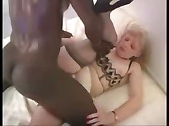 Amateur Black and Ebony Old   Young