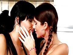 Teens Lesbian Anal Anal Masturbation Bikini Black-haired Kissing Lesbian Licking Vagina Masturbation Oral Sex Rimming Shaved Skinny Teen Tribbing Vaginal Masturbation Katrina Nessa Devil Stacy Da Silva