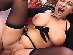 Hardcore Milf Stockings