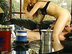Blonde Blonde Blowjob Caucasian Couple Cum Shot Glamour Kissing Licking Vagina Oral Sex Pornstar Position 69 Vaginal Sex