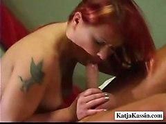video cumshot sex fucking hardcore big sucking ass blowjob butt amateur movie vid katja kassin katjakassin
