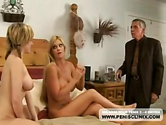 anal cumshot blonde blowjob threesome pussylicking pussyfucking cocksuckers