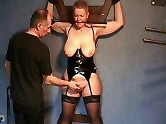 Amateur BDSM BDSM Whipping mature bondage pain and pleasure